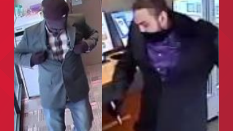 10 bank robberies in metro Denver in the past 5 days