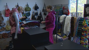 Secondhand stores swamped with donations lately as people ask 'does this spark joy'