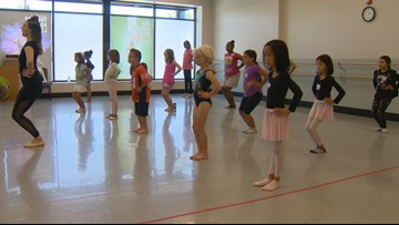 Summer camp at Colorado Ballet teaching kids life lessons