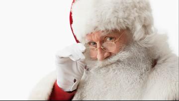 Where to find Santa around the Denver area