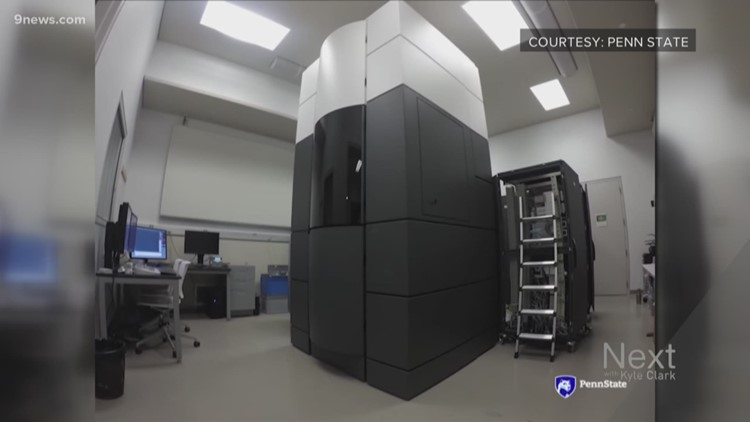 11-foot-tall, 2,000 pound microscope coming to University of Colorado Boulder