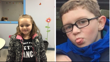 2 missing endangered children from Michigan might be in Colorado