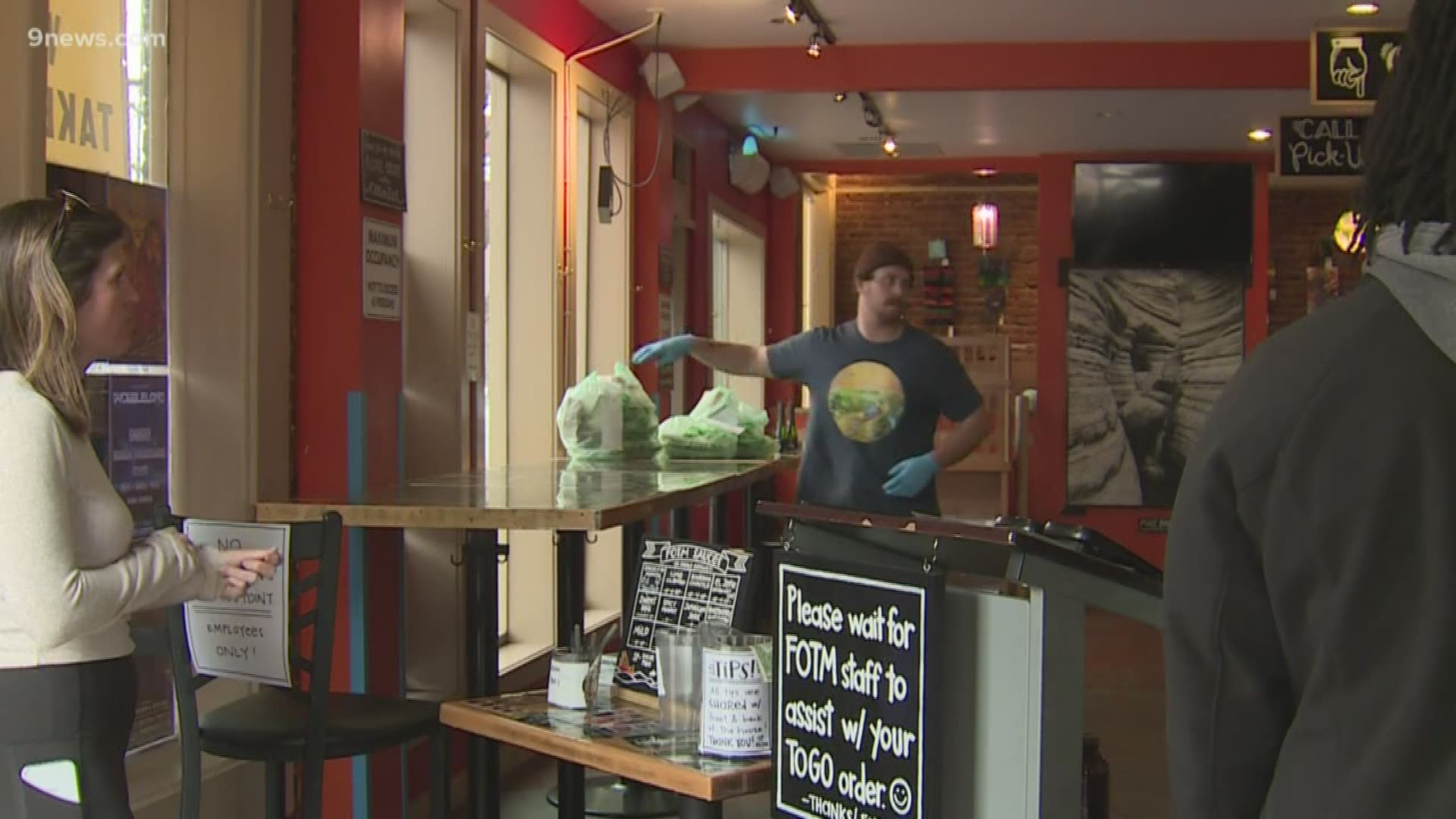 Colorado Restaurants Stay Alive With