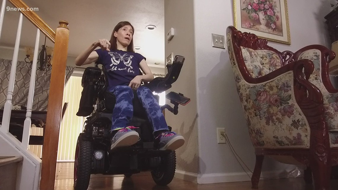 Arvada inventor promises to change the future of power wheelchairs