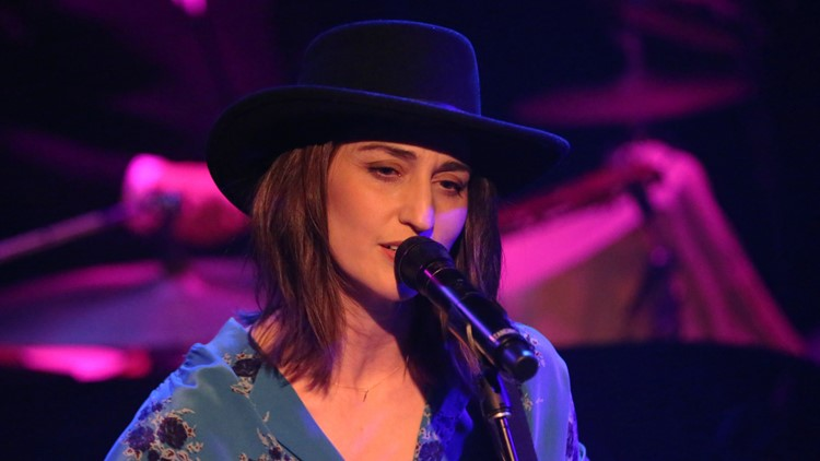 Sara Bareilles in Concert - Los Angeles