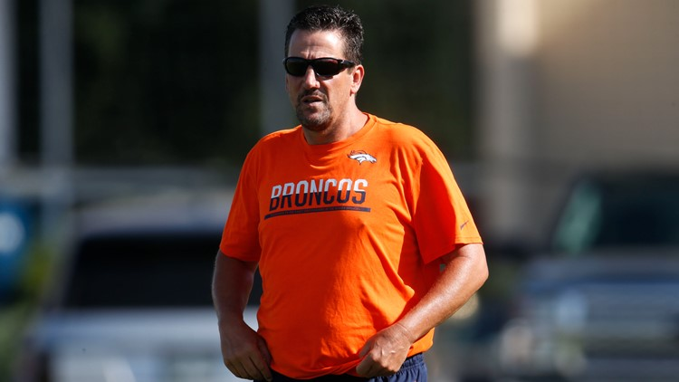 Former Broncos QB coach Greg Knapp hospitalized in critical condition following bicycle accident