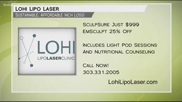 Lohi Lipo Laser - November 13, 2019