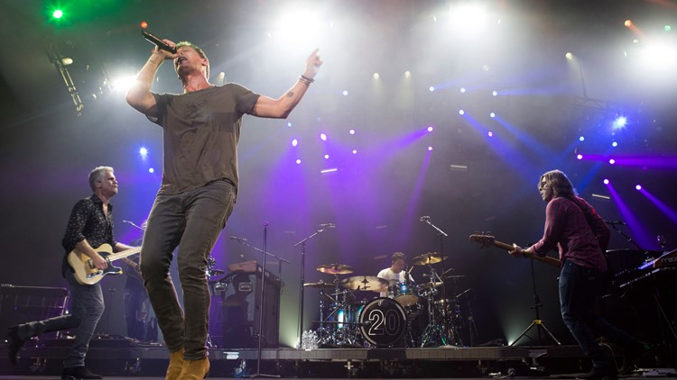 Matchbox Twenty & Counting Crows: A Brief History Of Everything Tour - Atlanta