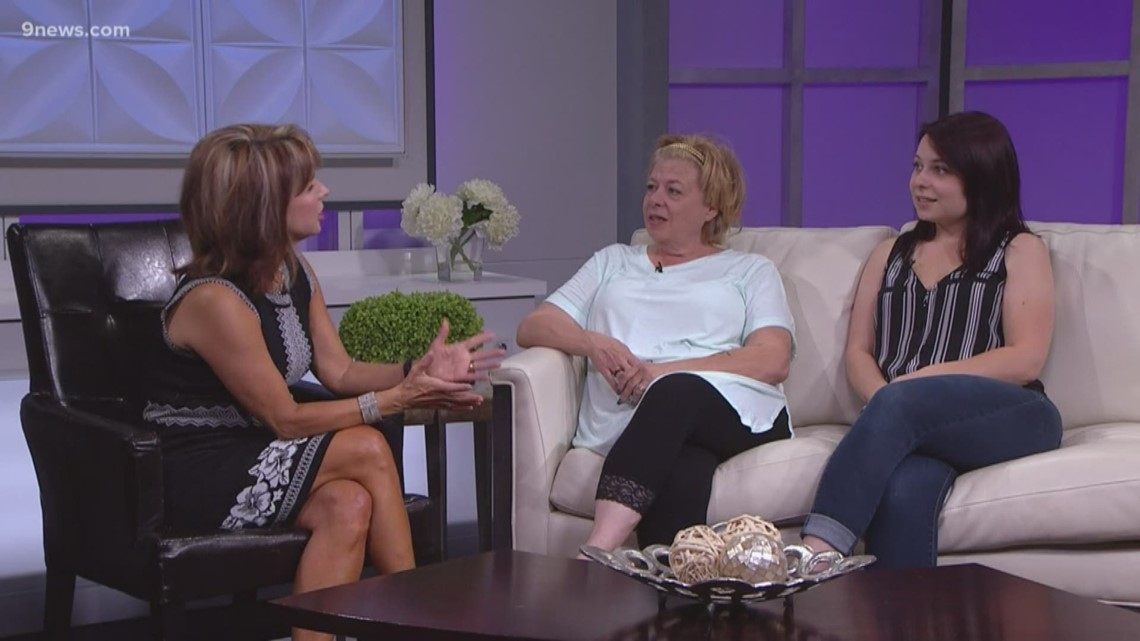 Mother, daughter share weight loss journey