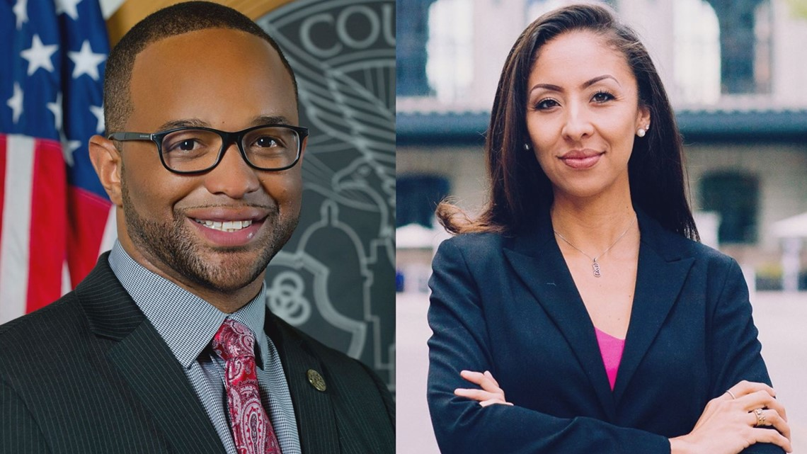 Brooks and CdeBaca, opponents in Denver City Council race, both slam racist flyer