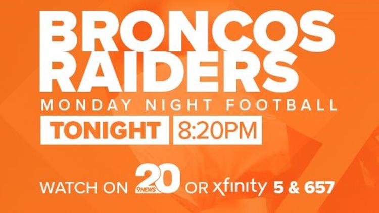 Drew Litton's toons tackle the Broncos vs  Raiders
