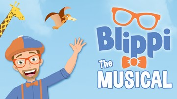 Children's YouTube sensation Blippi is coming to Colorado