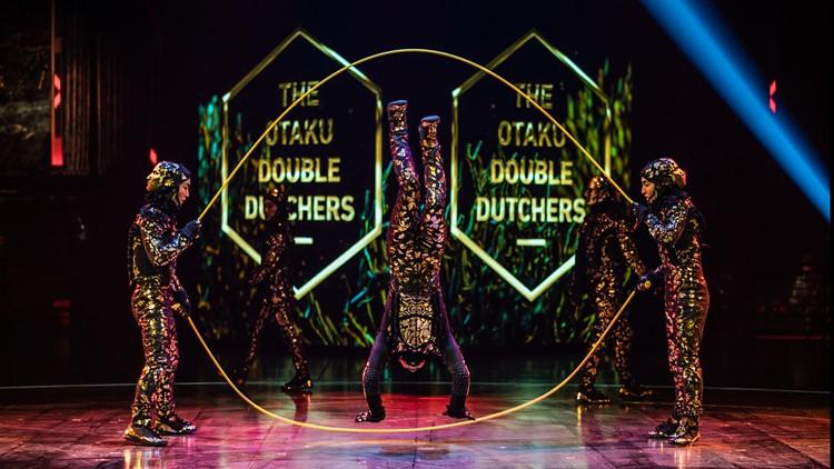 Cirque du Soleil returns to Denver with VOLTA