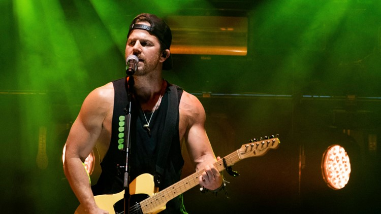 Lonestar Eli Young Band Among Park Stage Performers At