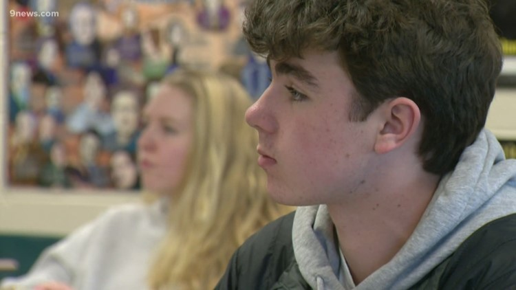D'Evelyn High School student does double duty as a new Hollywood actor