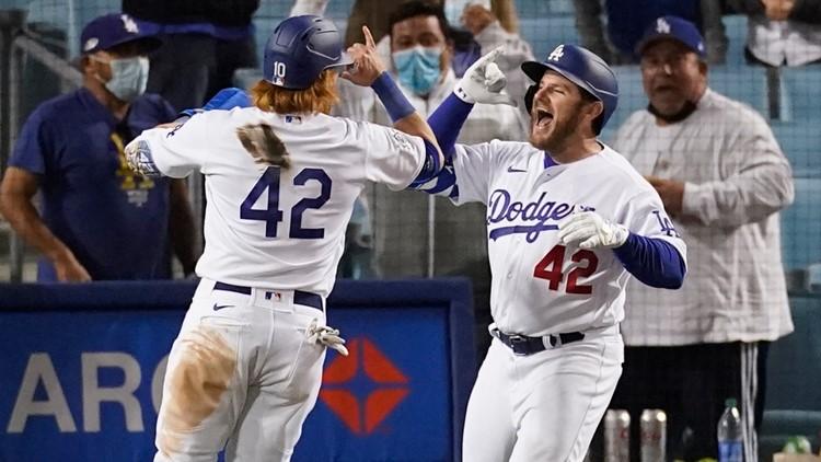 Price earns 1st regular-season save, Dodgers top Rockies 7-5