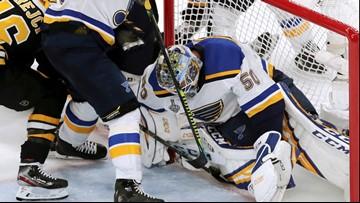 Binnington, Blues beat Bruins 2-1, lead Cup final 3-2