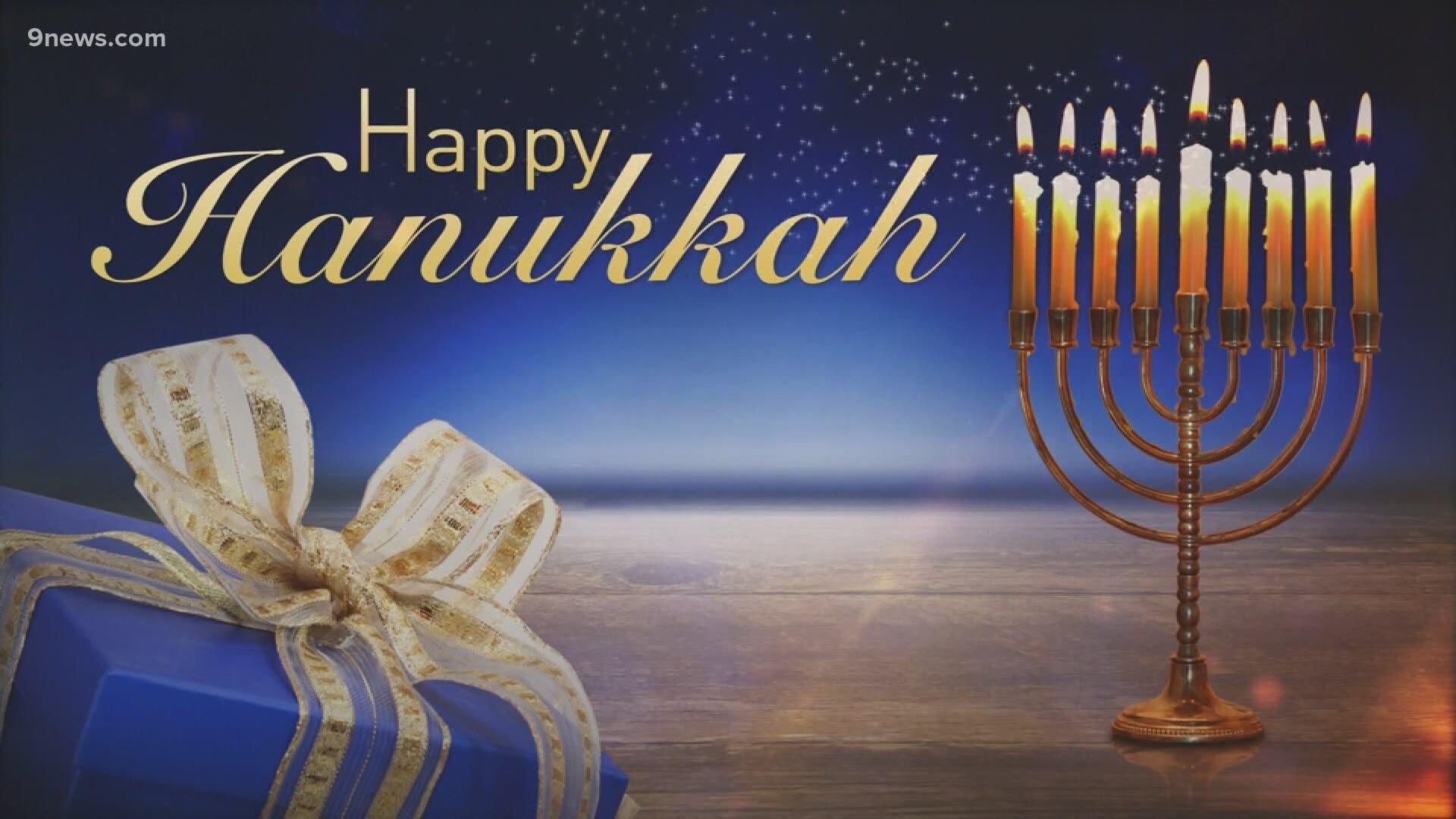 Hanukkah Celebrations To Be Held Virtually This Year 9news Com