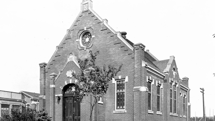 JCRS Synagogue