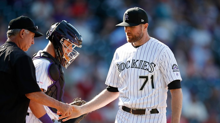 Wade Davis ready to regain closer's role with Colorado