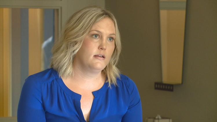 Kristina Voskes is a Denver middle school teacher who takes a drug known as Mestinon to treat Myasthenia Gravis. She's gone from paying $290 for a month's supply to $850 over the last two years.