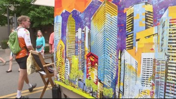 Cherry Creek Arts Festival begins Friday