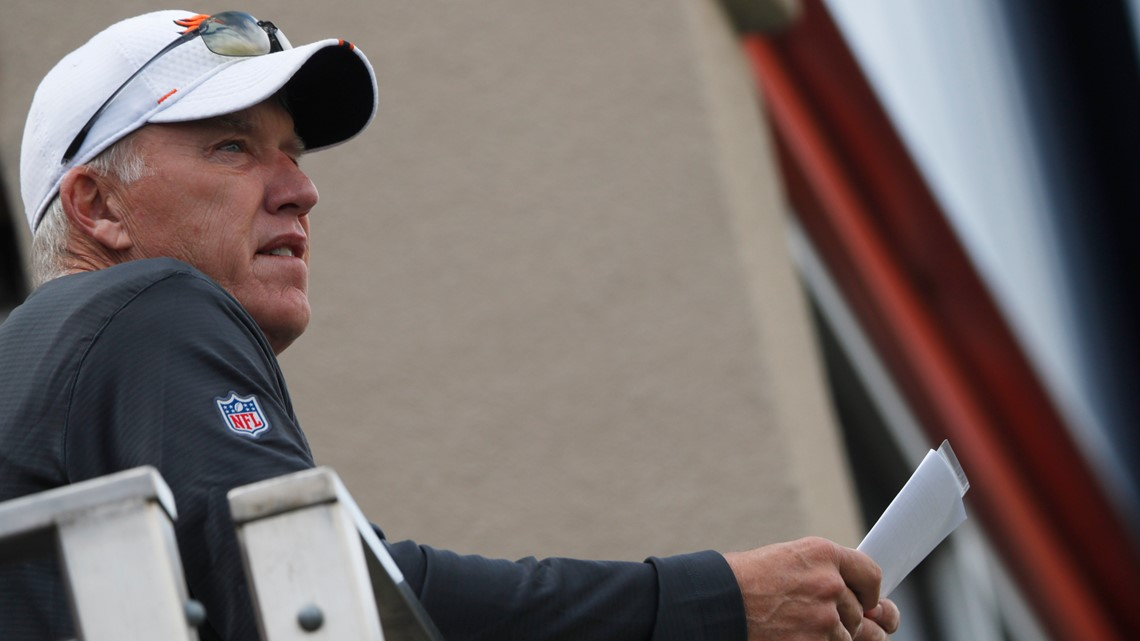 Elway would rather have NFL Draft pushed back, but team will be ready to go