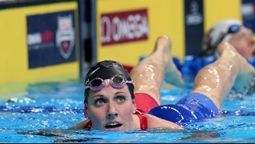 'This is by no means the end:' Missy Franklin announces retirement from competitive swimming