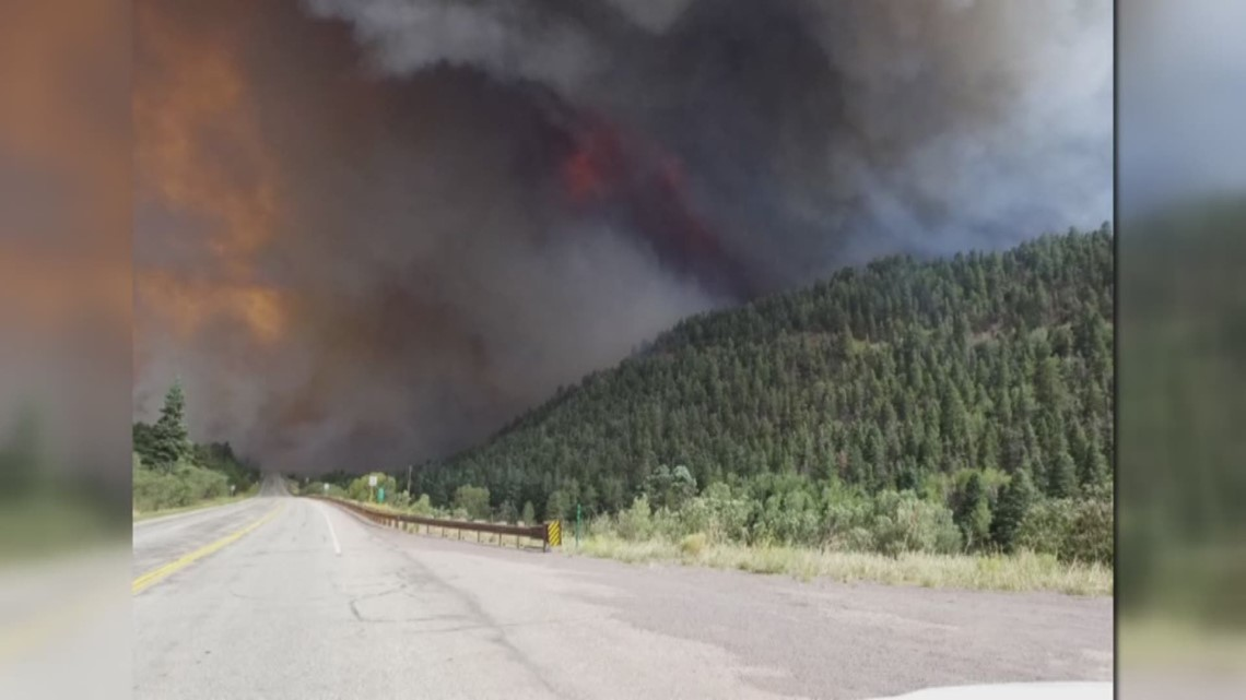 Gas Prices Denver >> Information about the multiple wildfires burning in Colorado right now | 9news.com