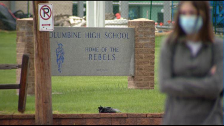 Columbine High School avoids COVID shutdown with 'pilot test'