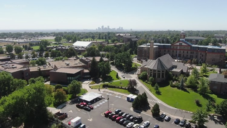 Regis University will be site of Denver's newest sanctioned campsite for people experiencing homelessness