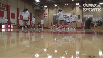 No. 5 Regis pulls away from ThunderRidge in girl basketball