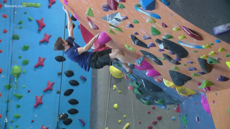 17-year-old sports climber from Colorado competing in Tokyo Olympics