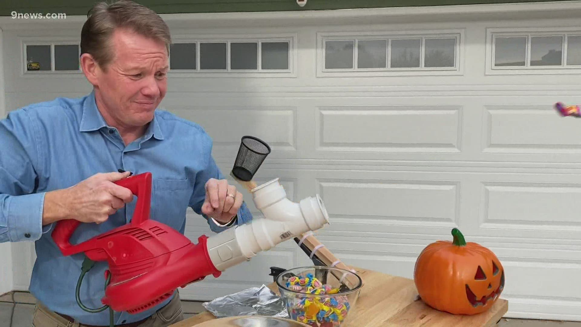 Halloween Candy Ideas.Ideas For Handing Out Halloween Candy While Social Distancing 9news Com