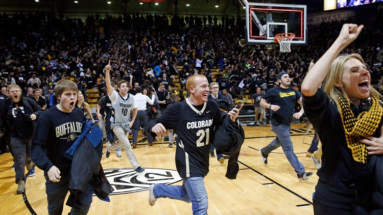 CU men's basketball releases part of 2021-22 schedule, Kansas coming to Boulder