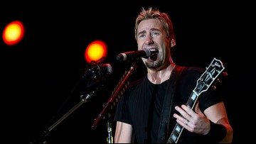 Yup, Nickelback is playing Red Rocks this summer