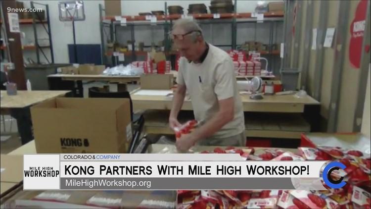 Mile High Workshop & Kong - July 30, 2021