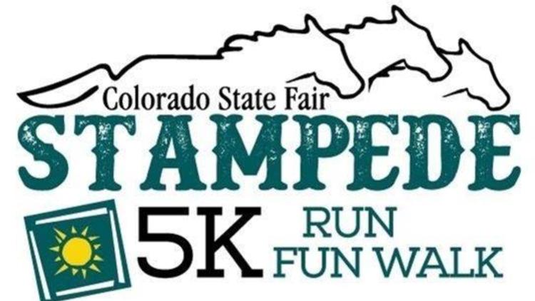 5k Stampede Run & Fun Walk Colorado State Fair