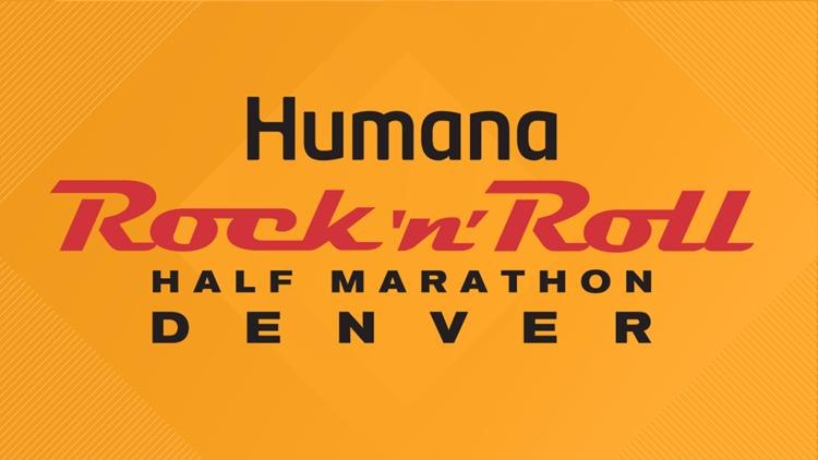 Humana Rock 'n' Roll Half Marathon