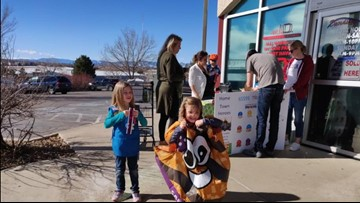 Samoas and whiskey: Girl Scouts troop finds creative ways to sell cookies