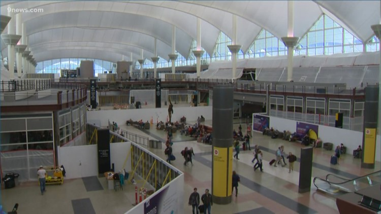 DIA construction estimated to be even further behind schedule