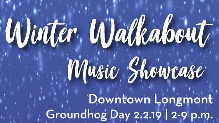 Longmont Downtown Development Authority winter showcase