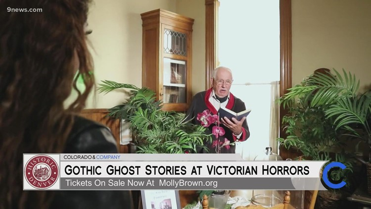 Victorian Horrors at the Molly Brown House - October 14, 2021