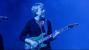 Phish returning to Colorado for 3 concerts over Labor Day weekend