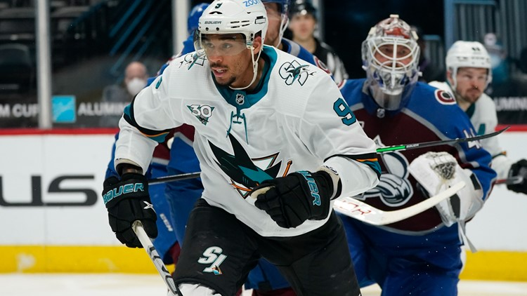 Evander Kane suspended by NHL for using fake COVID-19 card