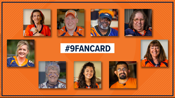 VOTE to decide who is the ultimate Broncos fan deserving of their own 9FanCard