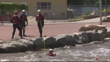 Man on Boy Scout rafting trip dies after falling in river