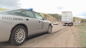Colorado State Patrol enforcement campaign focuses on truckers