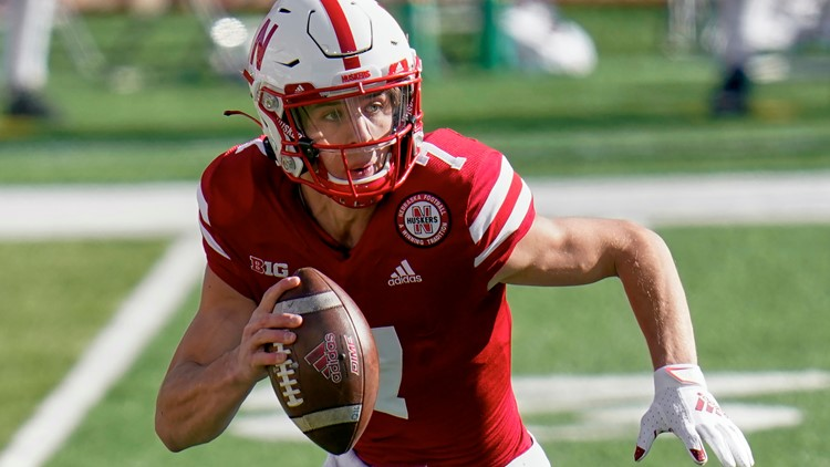 Luke McCaffrey announces transfer to Louisville