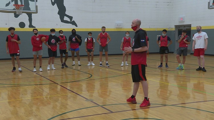 Colorado Anarchy basketball club team hosts annual 'Local Legends' event